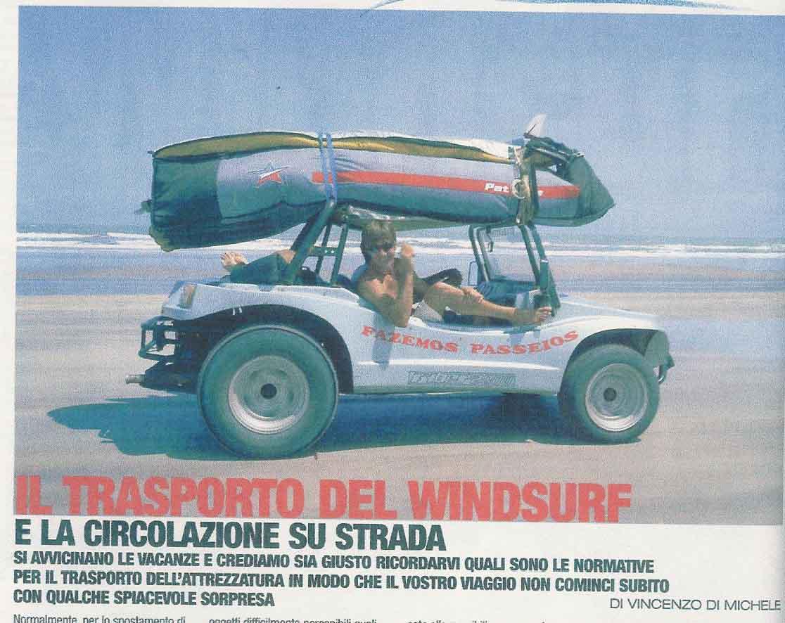 Windsurf giugno 2005