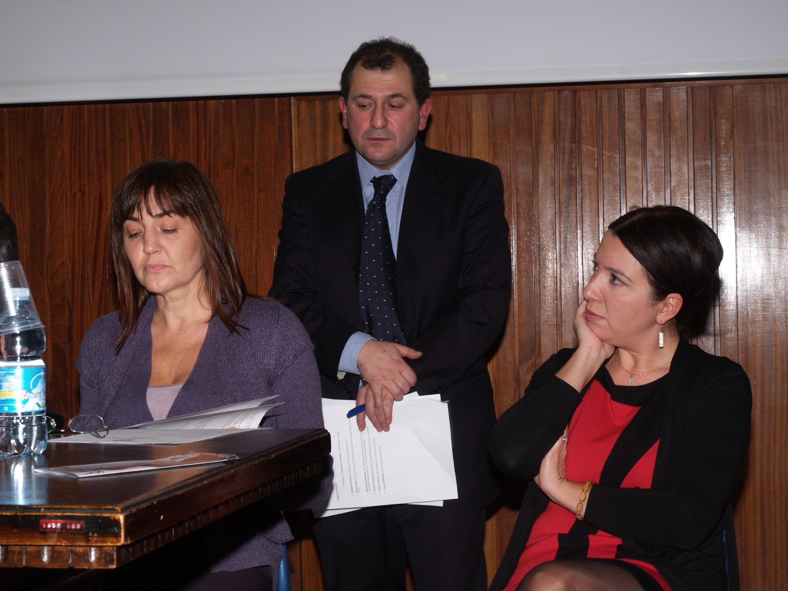 da-sinistra-renata-polverini-vincenzo-di-michele-laura-santarelli
