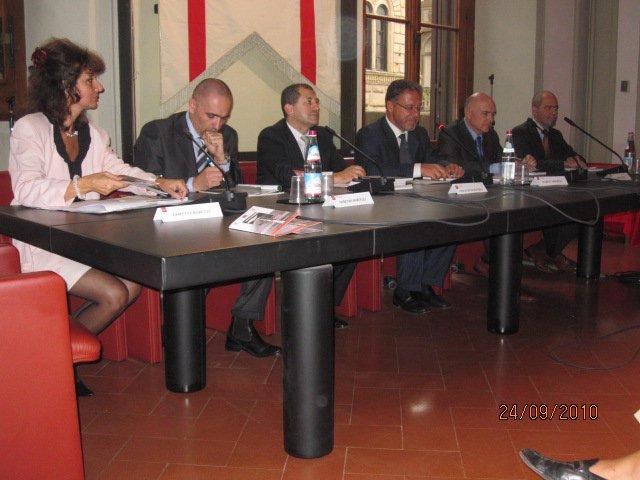 Presentazionedi Guidare Oggi al Consiglio Regionale della Toscana c/O Palazzo Panciatichi